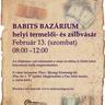 Babits Bazárium helyi termelői- és zsibvásár