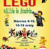 LEGO kiállítás plakát