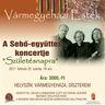 Sebő-együttes koncert plakát