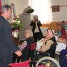 31 - Marosi Istvánné, Katica néni köszöntése