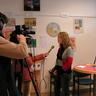 2006.11.07.- Ballai Petra a takarékossági rajzverseny díjazottja
