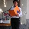 55 - Ollmann István 5. osztályos tanuló bizonyítványról szóló gondolatait osztotta meg a közönséggel.jpg